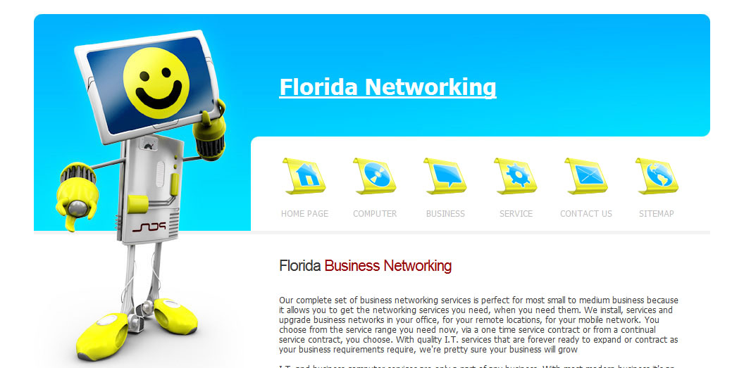 Florida Networking Services, Now for the Public!