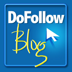 DoFollow Blog Label - Large