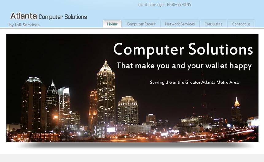 Latest Work – WordPress Site