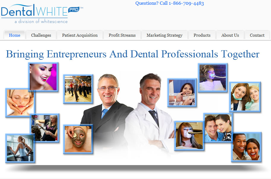 Tough market – Dentists