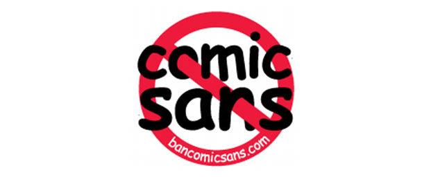 Ban the Comic Sans Font?